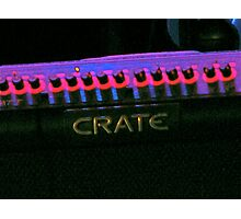Crate Photographic Print
