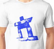 Canada rock man -BLUE- Unisex T-Shirt