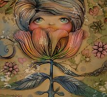 The Heart Garden of Lily Mai by © Karin  Taylor