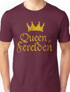 Queen of Ferelden (Version 2) Unisex T-Shirt