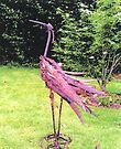 Heron by Redviolin