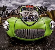Lime Power by Steve Walser