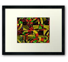 Slideshow Framed Print