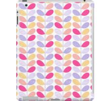 Retro Leaves iPad Case/Skin