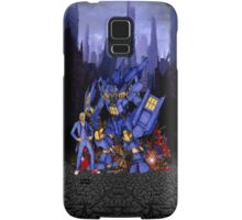 12th Doctor with Dalek Buster Samsung Galaxy Case/Skin