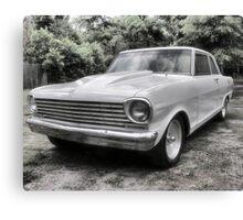 1963 Chevy Nova II Canvas Print