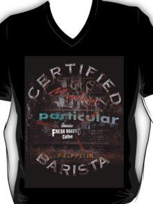 Certified Barista T-Shirt