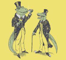 Tea Rex and Velo Sir Raptor Kids Clothes