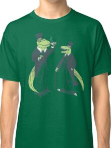 Tea Rex and Velo Sir Raptor Classic T-Shirt