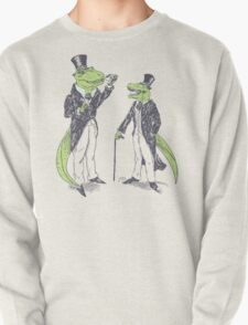 Tea Rex and Velo Sir Raptor Pullover