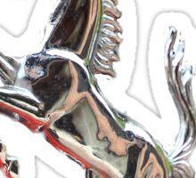 Prancing horse Sticker