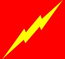 Lightning Bolt by kerchow