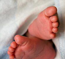 Baby Feet by Mark Van Scyoc
