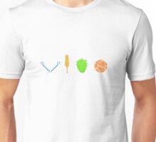 Water, Barley, Hops, Yeast Unisex T-Shirt