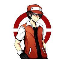 Pokemon - Kanto Pokemon Champion: Red by EternalParadox