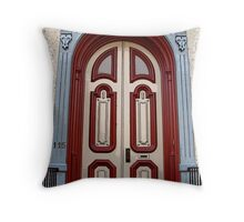 Welcome All Throw Pillow