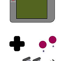 Gameboy, old but gold! by Laharl