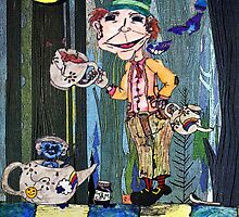 The Mad hatters tea Party.. by cherrytops