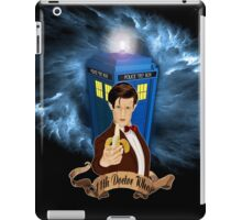 Time and Space Traveller with Banana iPad Case/Skin