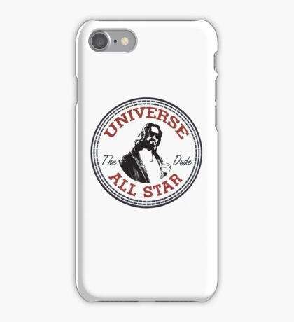The Dude All Star iPhone Case/Skin