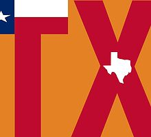 TX= Texas State by sicknick