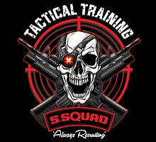 SS Tactical Training by ccourts86