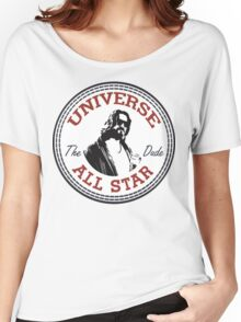 The Dude All Star Women's Relaxed Fit T-Shirt