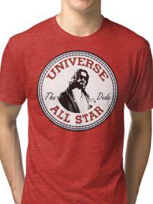 The Dude All Star Tri-blend T-Shirt