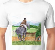 Jumping Horse Unisex T-Shirt