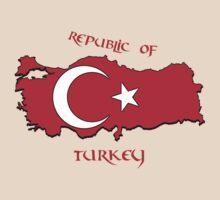 Zammuel's Country Series - Turkey (Republic of Turkey V2) by Zammuel
