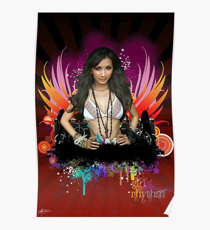 The Girl's Got Rhythm Poster