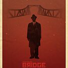 Steven Spielberg's BRIDGE OF SPIES (red version) by AlainB68