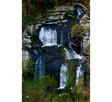 Waterfall in Country Victoria Photographic Print