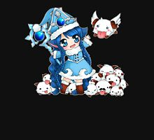 Winter Wonder Lulu Chibi - League of Legends T-Shirt