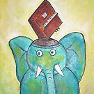 Elephant Sounds by Susan Morales