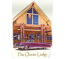 The Ocean Lodge Poster Poster