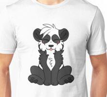 Cute Chibi Panda Unisex T-Shirt