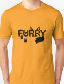 Furry T-Shirt