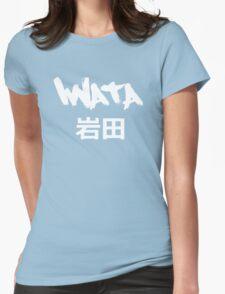 Iwata Black Womens T-Shirt