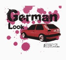 DLEDMV - G2 German Look Kids Clothes