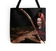 Not Friendly Tote Bag
