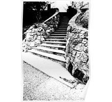 Threshold Steps Poster
