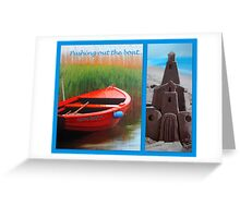 The Loveboat Greeting Card