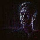 Fox Mulder by Fay Helfer