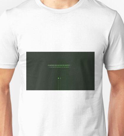 Interstellar travel Unisex T-Shirt