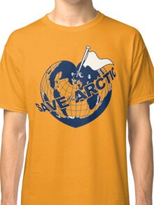 SAVE THE ARCTIC - GREENPEACE Classic T-Shirt