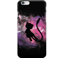 Galaxy Mew - Pokemon iPhone Case/Skin