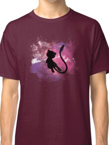 Galaxy Mew - Pokemon Classic T-Shirt