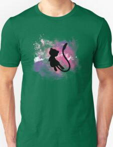 Galaxy Mew - Pokemon Unisex T-Shirt