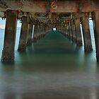 Under The Boardwalk by Brad McEvoy